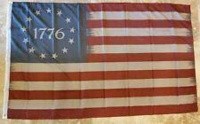 Betsy Ross Vintage Flag 3x5 Feet 100% American Flag Brass Grommet Spirit Of 1776