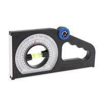 Magnetic Slope Inclinometer Angle Finder Protractor Level Meter Clinometer