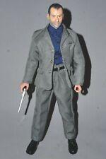 "Jean Reno Wasabi 's Hubert Dragon Models 12"" Movie Action figure 1/6 scale"