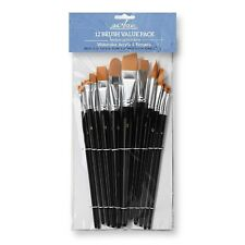 Grace Art 12 PCS Brush Value Set GA-6039