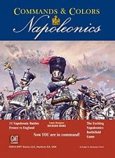 Commands and Colors: Napoleonics Expansion #6 - Epic Napoleonics