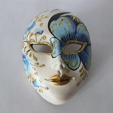 Venezianische Maske  handgemalt mit Aufhängung   Venedig Venice Mask