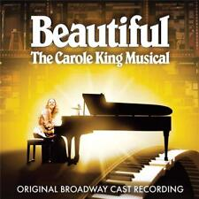 BEAUTIFUL THE CAROLE KING MUSICAL Original Broadway Cast Recording CD NEW