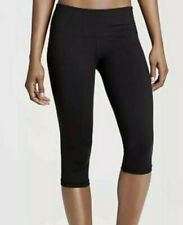 Victoria Secrets Knockout capri with pocket Mid Rise Tights By In BlackRRP£59.95
