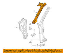 GM OEM-Inner Winshield Pillar Left 22993858
