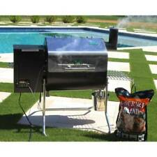 Green Mountain Grills Davy Crockett Wood Pellet Grill - Black/Silver