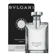 Pour Homme Soir for Men by Bvlgari 50ml / 1.7oz EDT Bulgari - NEW in Box
