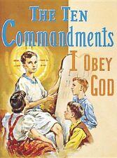The Ten Commandments (St. Joseph Picture Books (Paper... by Lovasik S.V.D., Reve