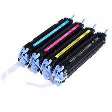 4 Toner 124A non oem Negro y Color Color Laserjet 600 1600n 2600 2600n