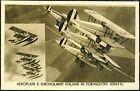 1933 - Aeroplani ed Idrovolanti italiani in formazioni serrate