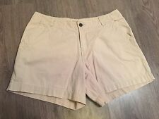Womens Guess Chinos Shorts Size 28