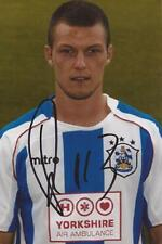 HUDDERSFIELD: ANTHONY PILKINGTON SIGNED 6x4 PORTRAIT PHOTO+COA