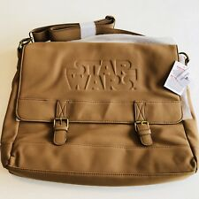 Disney Parks Store Star Wars Messenger Bag Laptop Bag Purse Hand Carrier Tote
