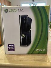 Microsoft Xbox 360 250 Gb Black Console
