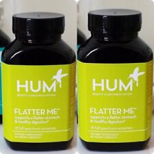 HUM Nutrition FLATTER ME - Pack of 2 - EXP 07/2022