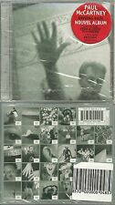 CD - PAUL McCARTNEY ( THE BEATLES ) : DRIVING RAIN / NEUF EMBALLE - NEW & SEALED