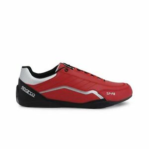 Sparco SP-F8 Red Shoes Sneakers