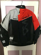 Ski-Doo X-Team Winter Jacket Red Snowmobile 4407840630 Medium