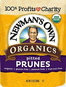 Newman's Own Pitted Prunes 12oz
