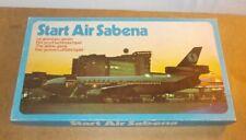 RARE ancien jeu de société - START AIR SABENA complet à 98% - aviation - 1975