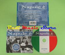 CD CANZONI RICORDI NAPULE E' compilation 2006 RONDINELLA CARUSO GIGLI (C21)