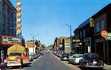 Old Photo.  Pembroke, Ontario.  View - Main Street.