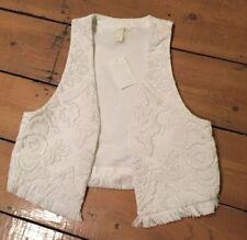 H&M Denim Waistcoats for Women