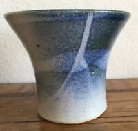 Till Sudeck: Studiokeramik Übertopf - Vase, art pottery
