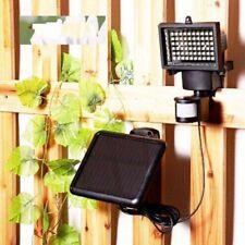 Solarleuchte 60 LED Solar Lampe Strahler Wandleuchte Bewegungsmelder Leuchte
