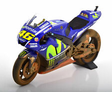 1:12 Minichamps Yamaha yzr-m1 Moto GP Malaisie Rossi 2017