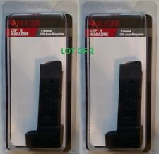 Lot of 2 - RUGER LCP II 380acp 7 round Magazine 90626 OEM 7rd Mag .380 ACP