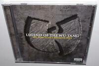 WU-TANG CLAN THE LEGEND OF THE WU-TANG (GREATEST HITS) BRAND NEW SEALED CD
