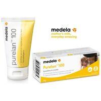 Medela Purelan Lanolin Cream Sore Cracked Nipple Soothing Protect Breastfeeding