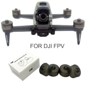 4PCS Bump-Proof Upgraded Motor Cover Protective Case For DJI FPV Combo Drone