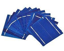 """20pcs 2 X 2"""" / 52 X 52mm Polycrystalline Solar Cell 0.46W, 0.5V each"""