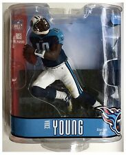 "Vince Young Tennessee Titans NFL McFarlane Football Américain 6"" Action Figure"
