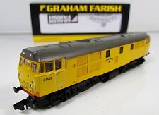 N Gauge Farish DCC FITTED 371-105 Class 31 602 Driver Dave Gre Network Rail Loco