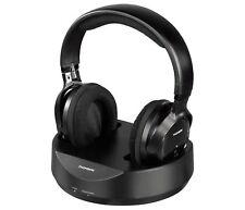Thomson WHP3001BK Radio UHF Wireless Headphones - Black (Refurbished)