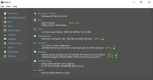 PC Gamer Windows 10 / 14Go ram / GTX1060 Zotac 6Go / SSD 500Go / HDD 2To