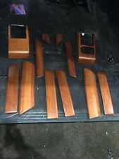 Lot1 RANGE ROVER L322  Vogue Interior Front Trims Wood Walnut Good 2008