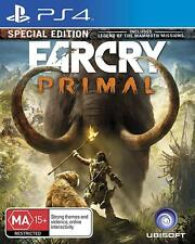 Far Cry Primal Special Edition - Playstation 4 (PS4) Brand New Sealed