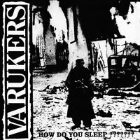VARUKERS - HOW DO YOU SLEEP?   CD NEU