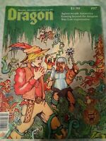 Vintage Dragon Magazine #88 Dungeons and Dragons July 1984