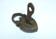 Old Castle Iron Lock Padlock
