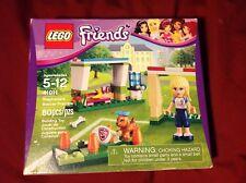 Lego Friends Stephanie's Soccer Practice (41011) Brand New
