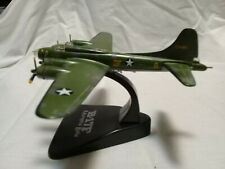 Atlas Editions collection Diecast military planes Boeing B.17F MEMPHIS BELLE.