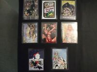 Lot of 25 Happy Jack Collectables Trading Card Promo Cards 21 Different Cards