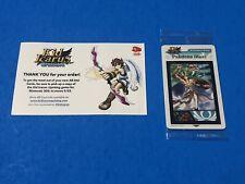 Palutena (Rare) Kid Icarus: Uprising 404 AR Card Club Nintendo Exclusive