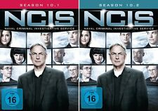 6 DVDs * NCIS - SEASON / STAFFEL 10 ( 10.1 - 10.2 ) IM SET ~ NAVY # NEU OVP +