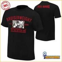 "WWE Pete Dunne ""Bruiserweight"" Authentic T-Shirt"